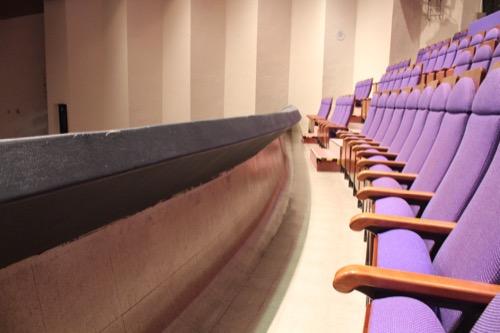 0159:岐阜市民会館 大ホール2階②