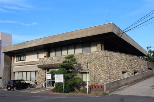 0161:羽島市庁舎 中庁舎①