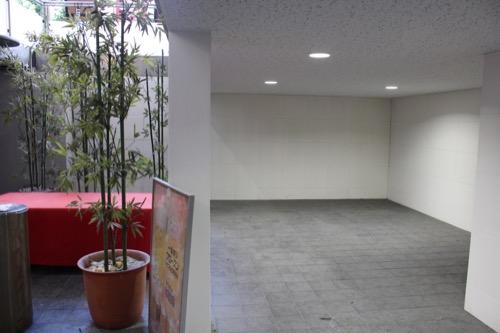 0163:旧大栄ビルヂング 空っぽの地下空間