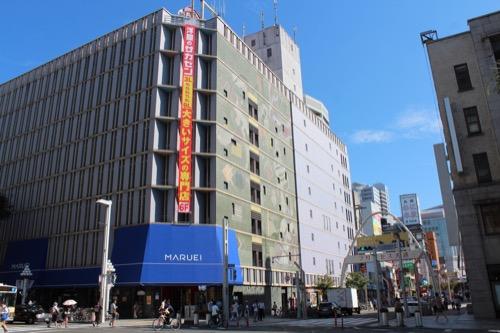 0164:丸栄百貨店 メイン