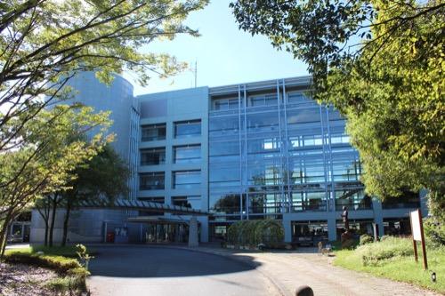 0169:掛川市庁舎 北側外観