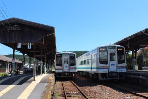 0171:秋野不矩美術館 天竜二俣駅①