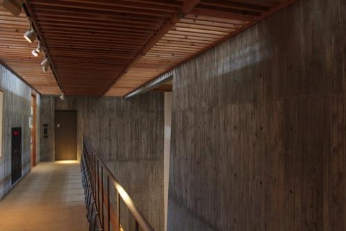 0171:秋野不矩美術館 2階フロア①
