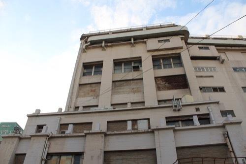 0173:高島屋東別館 建物裏側②