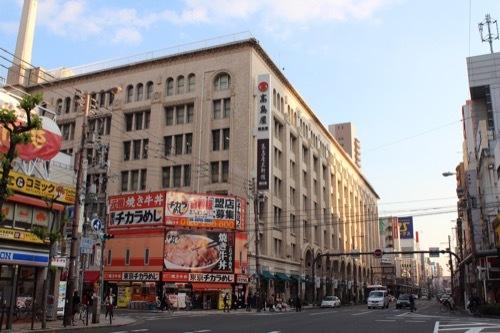0173:高島屋東別館 堺筋から