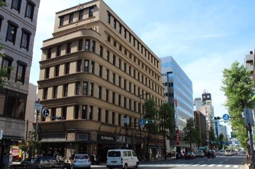 0182:高麗橋野村ビルディング メイン