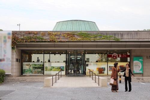 0146:ひろしま美術館 正面玄関②