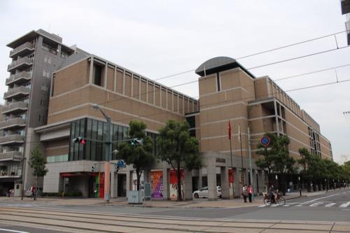 0147:広島県立美術館 全体外観①