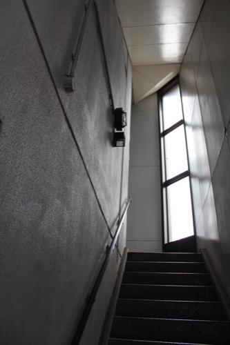 0148:市営基町高層アパート 階段