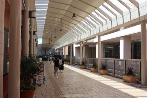 0150:兵庫県立芸術文化センター 阪急からの連絡通路①