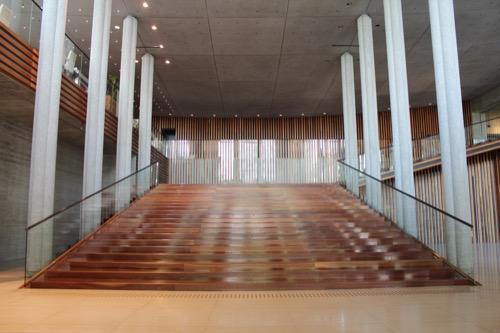 0150:兵庫県立芸術文化センター メインエントランス②