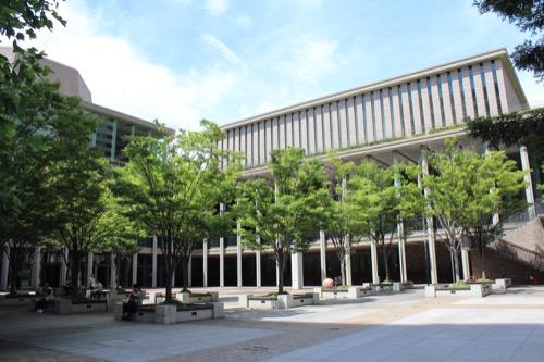 0150:兵庫県立芸術文化センター 高松公園の様子