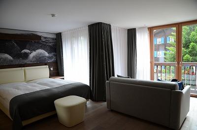ツェルマットホテル1