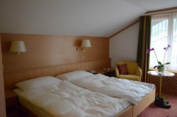 ツェルマットホテル11