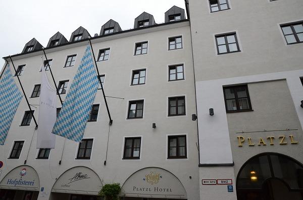 プラッツェルホテル