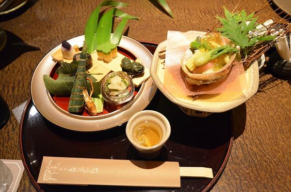 嵯峨沢館 夕食