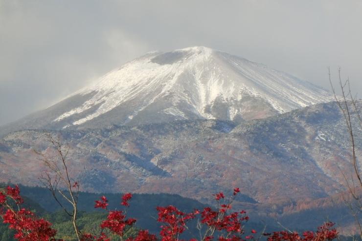 2016.11.04 今朝の小富士