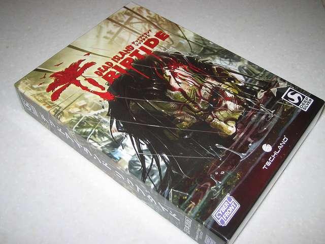 旧版 デッドアイランド リップタイド 日本語版 Dead Island Riptide PC 版