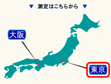 速度測定システム Radish Networkspeed Testing 測定サーバー 東京