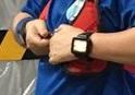 山手線アレキさんの左腕