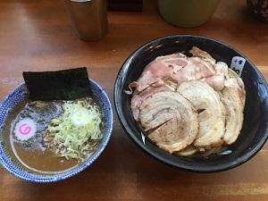 とみ田つけ麺