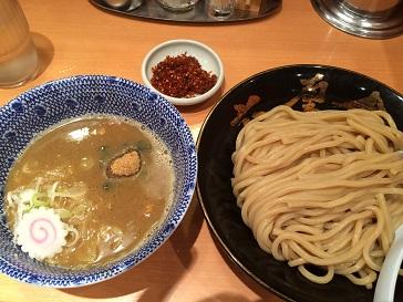 20160826_六厘舎辛つけ麺