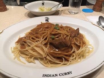 カレースパ麺大