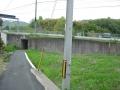 160423国道163をトンネルで回避し回りこむ
