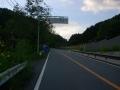 160429太子町から竹内峠を葛城側へ上る