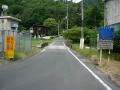 160604西笠取から谷山林道へ