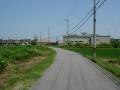 160618琵琶湖大橋病院から裏道に入り米プラザへ