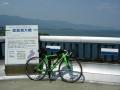 160618再び琵琶湖大橋を守山側に渡る
