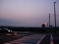 160806夜明け前の御幸橋