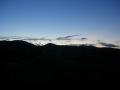 160821山の端が徐々に明るくなっていく