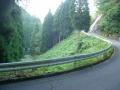 160906井戸峠への登坂