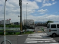 160906久世橋から桂川CRへ