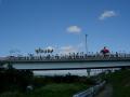 161103宮前橋を渡る祭りの列