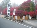 161112鍬山神社の紅葉