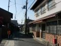 161112橋本の京街道をのんびり帰る