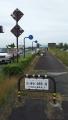 160604南湖東岸の自転車道を南下