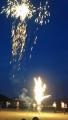 160702夏のカーニバルラストの恒例花火大会