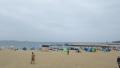 160717紀伊田辺の扇ヶ浜海水浴場