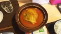 161105夕食のキャベツ煮込み
