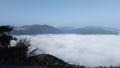 161112亀岡CCピークから望む雲海2