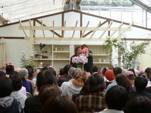 ブログ 10月バラ塾2