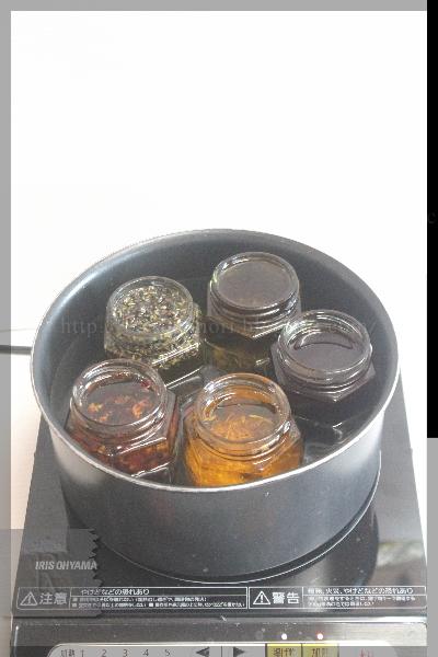 手作り石鹸 ウルトラ抽出 20160502
