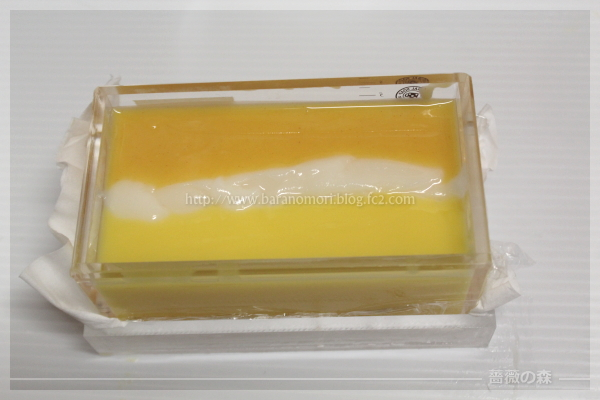 手作り石けん デザイン メントールクリスタル オレンジ クール 20160702