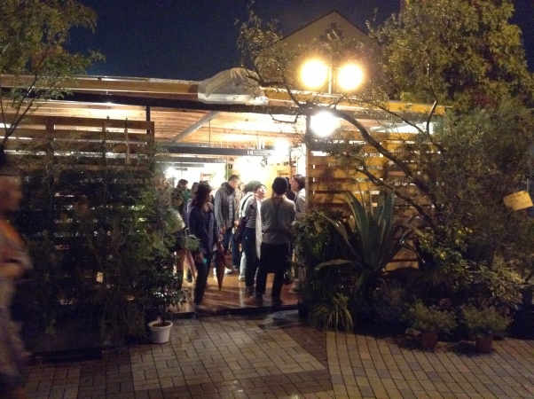 海南駅前マーケットARCADE