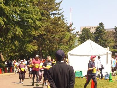 杜のマラソン榴ヶ岡公園