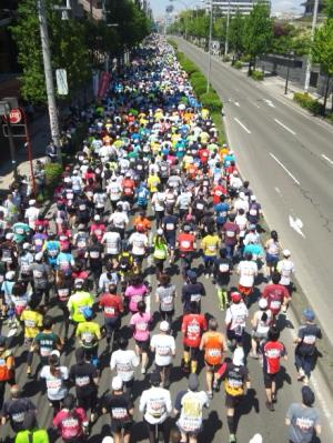 Sハーフマラソン